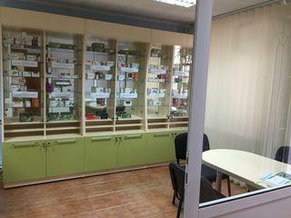 Торговая мебель для аптек, магазина косметики и т.д.