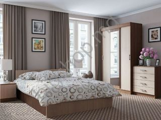 Dormitor SV-Mebel Edem 5 Frasin (1452)  Reduceri!