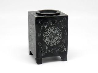 Аромалампы из камня, из Индии и Китая / Arzător de ulei (Aromalampă) de piatră din India și China