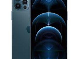 iPhone 12 pro max Pacific blue cutie sigilaata