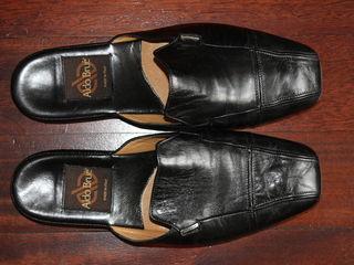 Тапочки Aldo Brue, натуральная кожа