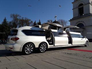 Лимузины - Hummer, Cadillac, Infinity, Lincoln, Chrysler - более 250 эксклюзивных авто для торжеств!