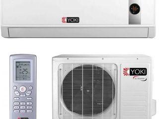 Yoki KW12IG2 , 12000 BTU, Inverter, clasa A++, Alb. Preț nou: 5799lei. Hamster.