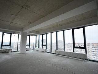 Apartament cu privire Panoramică în sectorul Centru - 2 dormitoare cu living cu bucătărie mare