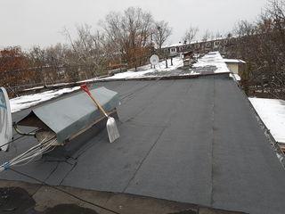 Ремонт крыш мягкой кровли. работаем и зимой