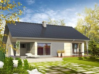 Куплю новый дом до 140 кв.м.
