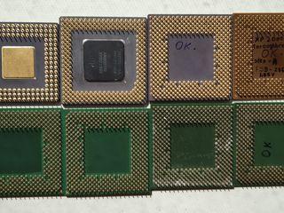se vinde 8 procesoare ceramice AMD,INTEL,Advaced Micro