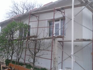 Termoizolarea fasadelor