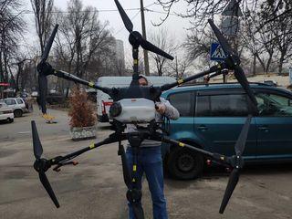 Грузовой дрон Dron de marfa коптер квадрокоптер беспилотник для перевозки груза