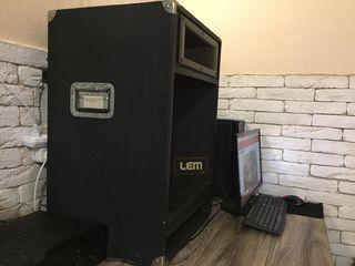 Профессиональная итальянская LEM K1