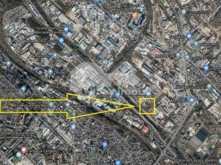 Teren p/u construcție, prima linie, infrastructură dezvoltată, Ciocana, 445000 € !