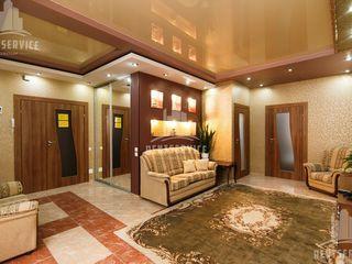 Аpartament cu 3 camere pe zi/saptamina in Centru, 3-комнатная квартира посуточно в центре