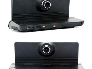 """Автомобильный GPS-видеорегистратор Junsun CM84 7 """"3G Bluetooth Dual Lens (карта ЕU)"""