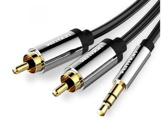 Аудио кабели разные!