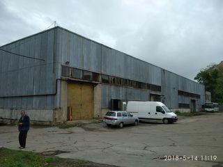 2.5 €/м2. Сдается складское, производственное помещение 100-242 квм. цена 2.5 евро за квм