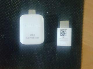 USB Connector + Micro USB Connector Samsung ( Original )