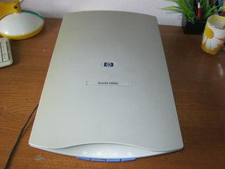 Сканер HP ScanJet 5300C в отличном состоянии.