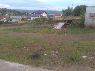 Vind teren pentru construcie in Bacioi