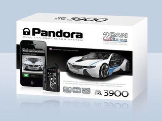 Установка авто сигнализации в дилерском центре pandora!