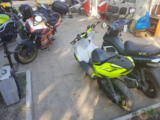 Yamaha Aerox tuning