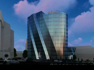 Уникальая коммерческая недвижимость в бизнес центре Infinity Tower от 39м2-288м2-партер!