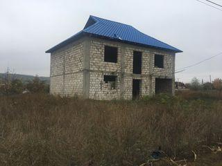 M2-Vânzare, Casă-2 nivele, 180/mp. rn. Strășeni, sat. Cojușna, Preț-27000