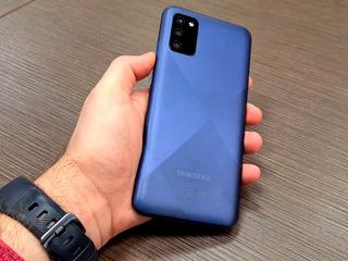 Samsung Galaxy A02s de la 129 lei lunar! Castiga un auto!