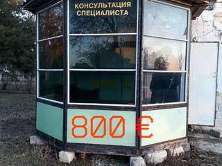срочно!продается торговый ларек для торговли,размером 3м на 2м,переносной,окна тонированные от света