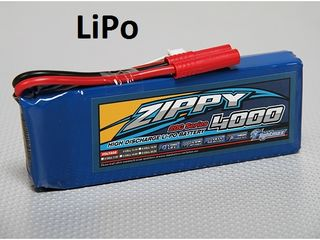LiPo Baterii, LiPo Батареи