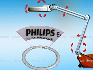 Лампа-лупа косметологическая! Новая, в упаковке!  65 евро!!!