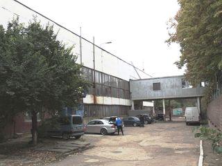 Se da in chirie spatii de producere/depozitare, ateliere de reparatie auto, de la 1,5 euro/mp