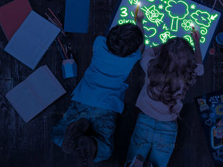 Рисуй светом. Планшеты для творчества.