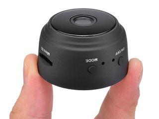 A9 - cameră IP WiFi autonomă cu filmare de noapte, microfon și slot MicroSD - 350 lei.