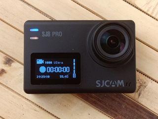 SJCAM SJ8 Pro 4K 60fps full complect