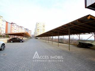 Parcare pentru 48 locuri Sub Acoperiș! 18 ari! str. Cartușa, Durlești!