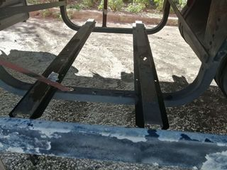 Касетница для запаски schmitz