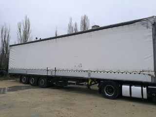 Schmitz Mega Varios 105m3 2011