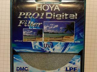 Ультрафиолетовый светофильтр Hoya Pro1 Digital UV (0)
