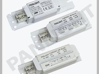 Balasturi electromagnetice pentru becuri fluorescente, droser electromagnetic, Panlight