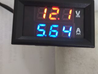 Voltmetre și ampermetre digitale și analogice