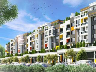 Apartament în bloc nou - Orhei (1 cameră + living)