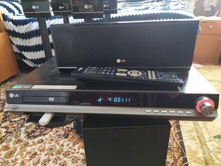 Домашний кинотеатр LG XH-TK9029Q