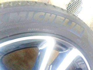 Летние шины Michelin 205/55 R17