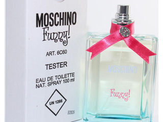 Tester Moschino Funny