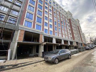 Продаем комм.недвижимость от застройщика 697м2 в центре по ул. Аврам Янку/ул.Измаил!Панорамные окна!