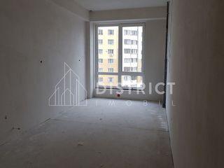 Bloc nou, Râșcani, B-dul Moscovei , apartament cu 1 odaie, spațios