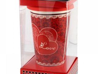 Керамическая кружка Love для вашей любимой!