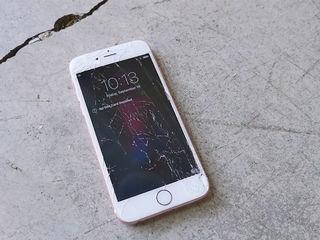 Iphone 7/7+ Треснул экран – на ремонт отдавай нам!