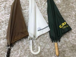Umbrele mari. большие зонты