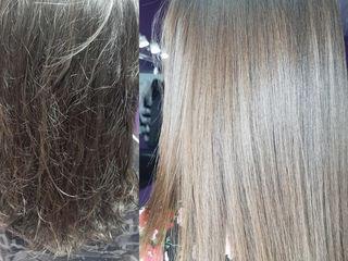 Итальянское кератиновое выпрямление волос  Botanica